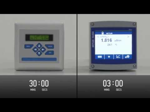 Reduce Calibration & Installation Time by 90% on Conductivity Sensors in Power Plants (DE)