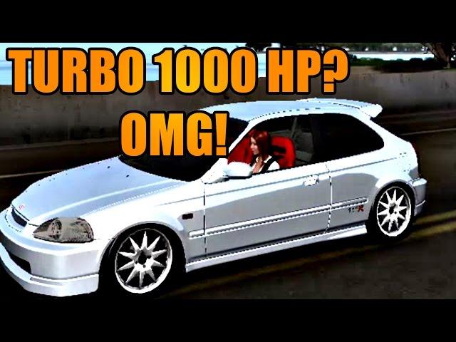 Comprei Um Honda Civic Type R 1000hp