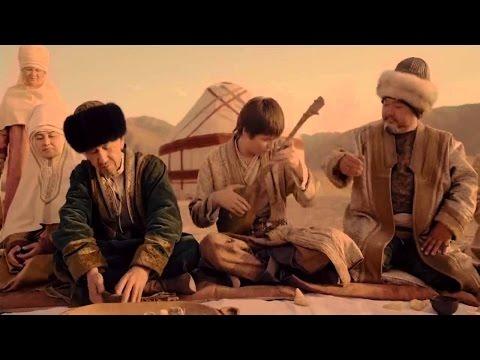 Orta Asya Türküleri (Kazak Türküsü)ALTYAZILI - Düğün Şarkısı Galimjan Joldasbay - Ak Tilek