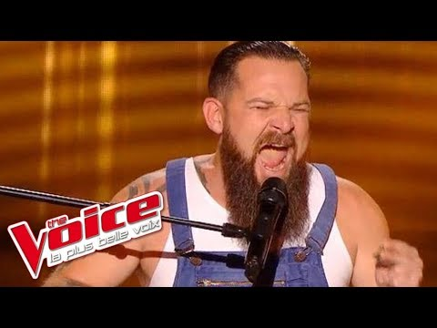 Pink Floyd – Another Brick In the Wall  Will Barber The Voice 2017 Blind Audition