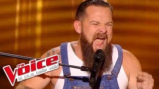 Pink Floyd - Another Brick In the Wall | Will Barber| The Voice 2017| Blind Audition