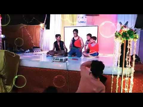 Nak Me Hero   Funny Drama   Diwali Program 2017   Hindu Youth Network Naukot  