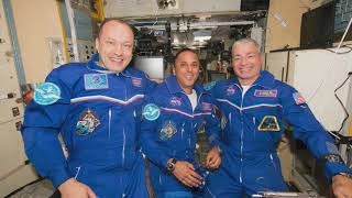 ISSRDC 2018: Orbital Perspectives with NASA Astronaut Mark Vande Hei thumbnail
