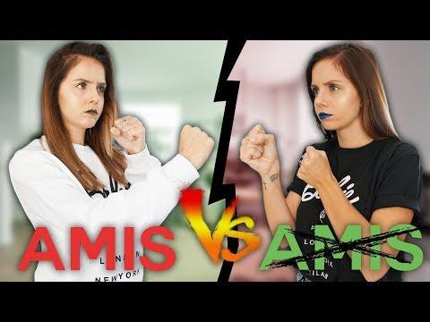 AMIS VS FAUX AMIS 👯