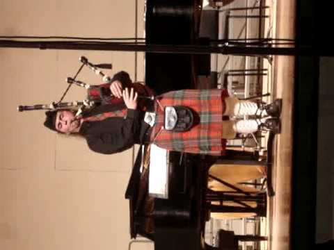 FACE-MELTING BAGPIPES!