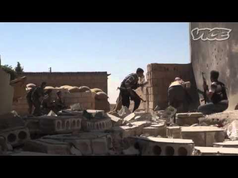 Rojava Kurdistan e: Syria's Unknown War  (VICE News)