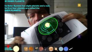Our Solar System AR introduction