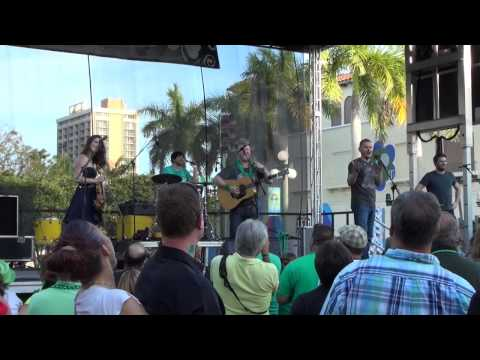 Gaelic Storm (Main Act)@Hollywood, FL