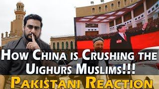 Pakistani Reacts on How China is Crushing the Uighurs Muslims? | Xinjiang