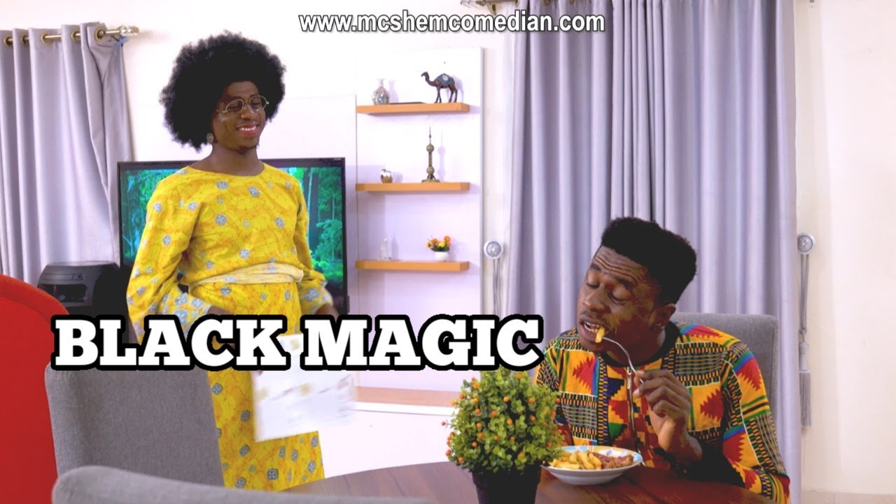 I USED BLACK MAGIC ON MY MUM | Mc Shem Comedian