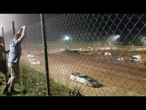 Mark Rhodes feature 7-27-19 at I-77 speedway