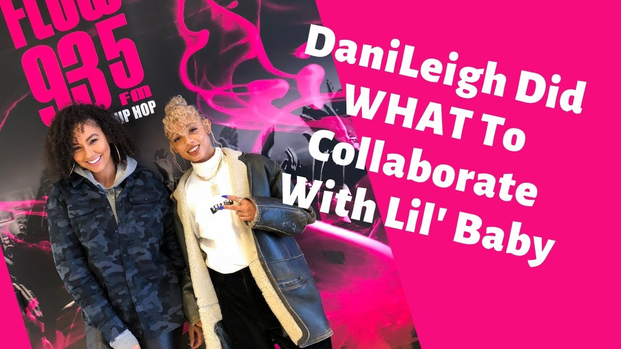 DaniLeigh Did WHAT To Collab with Lil' Baby?! | Interview with Ace West for Flow 93.5