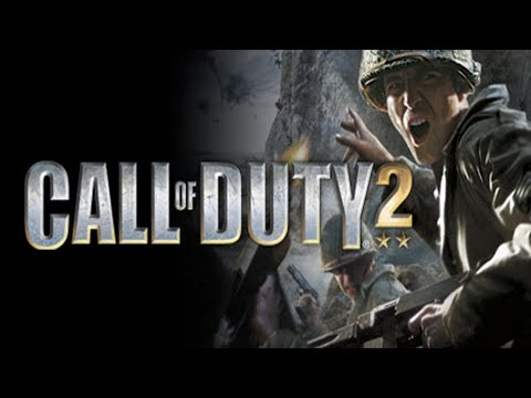 Обзор на игру Call Of Duty 2 (Полная версия)