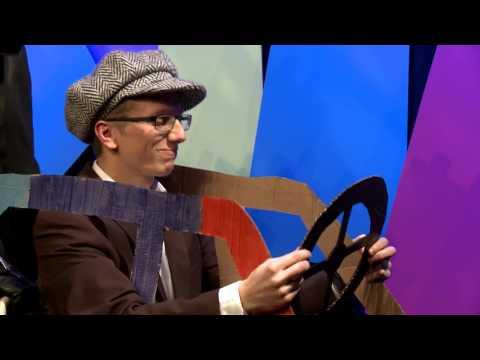 Peter Ranacher: Der Rhythmus der Straße (Gewinner Science Slam Salzburg)