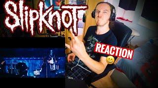SLIPKNOT - Psychosocial | METAL MUSICIAN REACTION