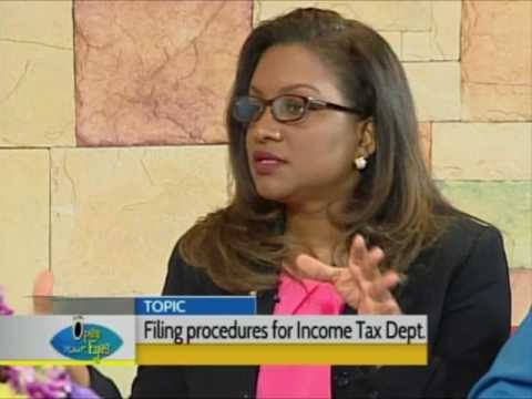 Income Tax Department - Income Tax Procecdures