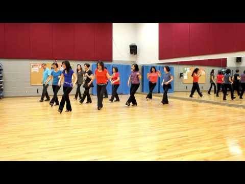 Blackpool By The Sea - Line Dance (Dance & Teach in English & 中文)