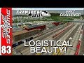 ►LOGISTICAL BEAUTY!◀ Transport Fever EPEC Challenge Ep 83