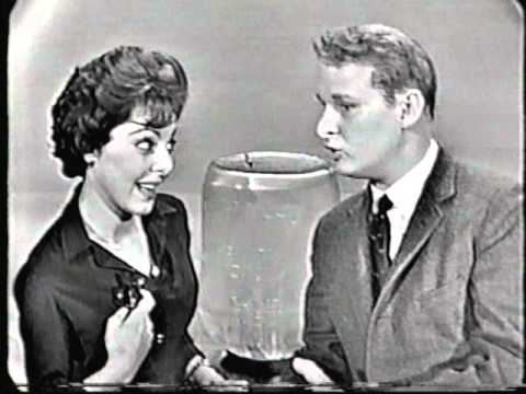 Nichols and May water cooler talk 1/29/60