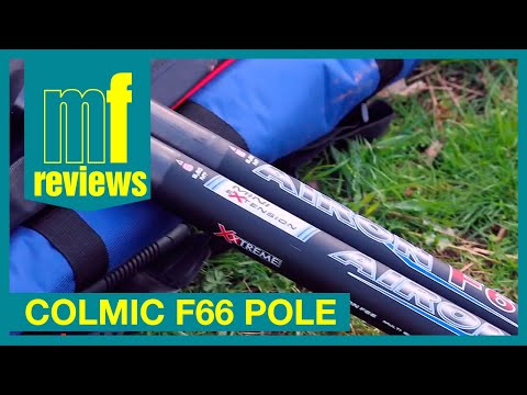Pole Fishing - Colmic Airon F66 review