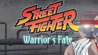 "(Proof of concept) Warrior's Fate - ""Man of Mystery!"" - #StreetFighter speculation"