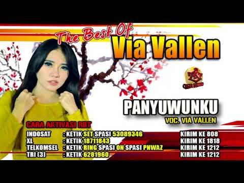 VIA VALLEN-PANYUWUNKU-THE BEST OF VIA VALLEN