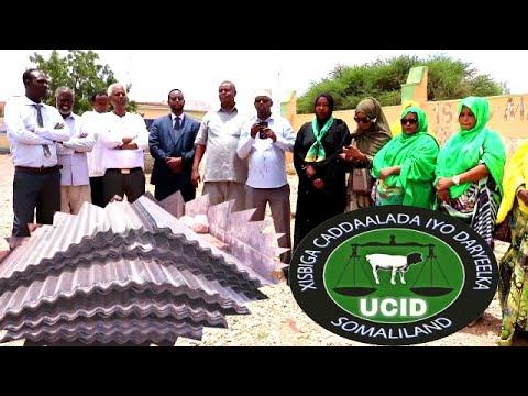 Download Xisbiga UCID Oo Deeq Gaadhsiisay Dagmada Salaxlay
