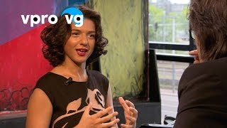 Khatia Buniatishvili - Interview Mussorgsky's Pictures at an Exhibition (live @Bimhuis Amsterdam)