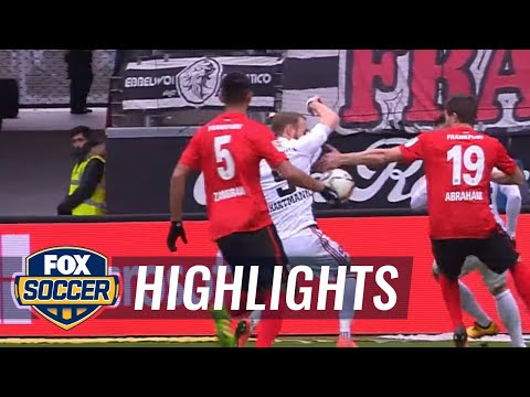 Eintracht Frankfurt vs. FC Ingolstadt 04 | 2015–16 Bundesliga Highlights