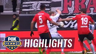 Video Gol Pertandingan Eintracht Frankfurt vs Ingolstadt