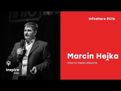 Marcin Hejka (Intel Capital) - How to feed Unicorns / infoShare 2016