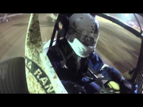 Sprint Series of Texas at Abilene Speedway 8/8/15 A-Main Feature