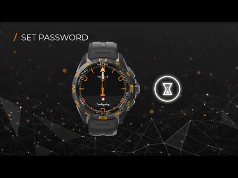 User Guide - Tissot T-Touch Connect Solar