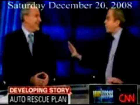 Stephen Leeb(wtf) vs Peter Schiff  12/20/08