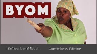 Auntieboss Season 14 Episode 177 Promo (Be Your Own Mboch)