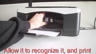 Reset method ink cartridges HP 300 342 343 344 348 350 351 100 301 802 901 46 56 57 21,22 61 62 650
