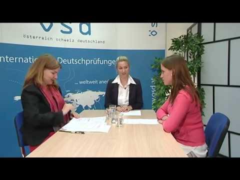 Deutsch für euch deutsch Lernen / B2 Prüfung / Zertifikat B2 / mündliche prüfung Goethe b2 bestanden