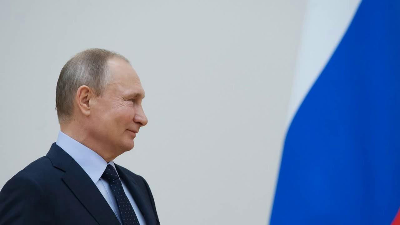 ЦИК зарегистрировала Владимира Путина кандидатом в президенты