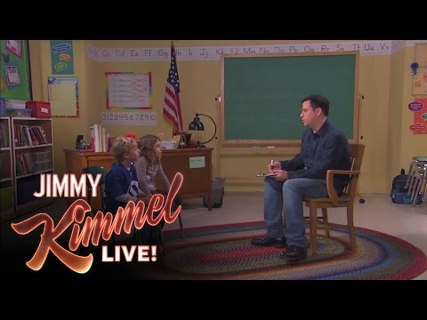 Jimmy Talks to