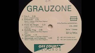Grauzone - Hinter Den Bergen (A3)