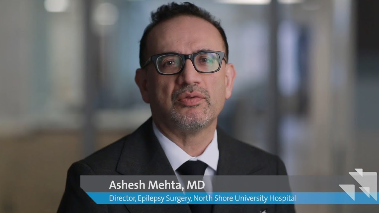 Ashesh Dinesh Mehta, MD, PhD | Northwell Health