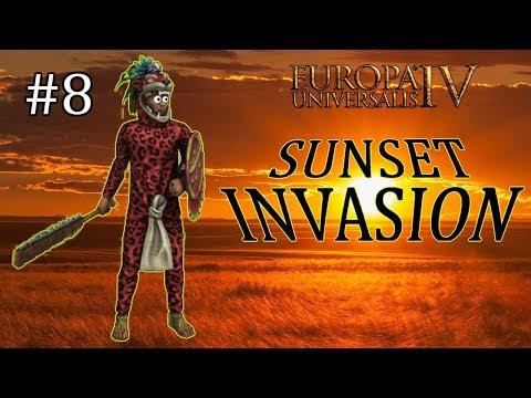Europa Universalis IV - Aztec - EU4 Achievement Sunset