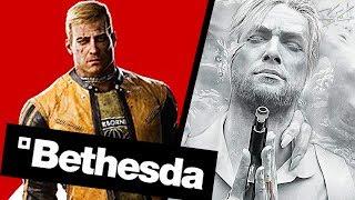Конференция Bethesda - E3 2017 - Wolfenstein II The New Colossus, The Evil Within 2