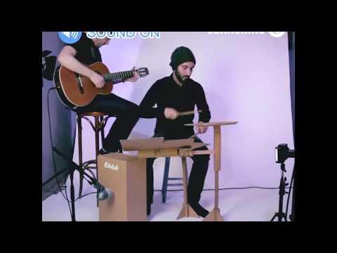 Searching C | OBILAB Drumkit 爵士鼓