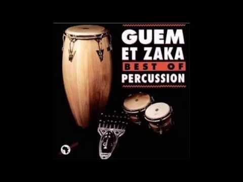 Guem Et Zaka - Best Of Percussion [Voix D'Afrique-VA-005]