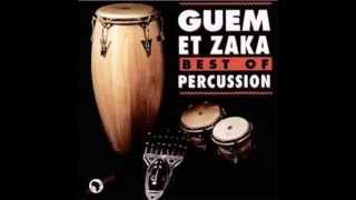 Guem Et Zaka - Best Of Percussion [Voix D