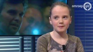 Amira Willighagen - Interview about GeluksKinders.org & TheYouth.org