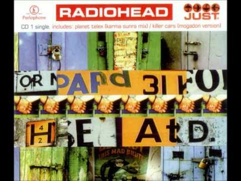 just radiohead letra: