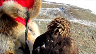Steppes | Mongolia - Riding with the Kazakh Golden Eagle Hunters