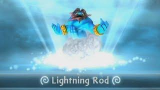 Lightning Rod Skylanders Spyro